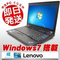 ■商品名:Lenovo ThinkPad X220i ■OS:Windows7 Profession...