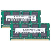 サムスン純正 PC3-10600(DDR3-1333) SO-DIMM 4GB×2枚組 ノートPC用メモリ iMac /Mac mini/MacBookPro/windows対応