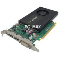 中古グラフィックカード NVIDIA Quadro K2000 GDDR5 2GB 【ネコポス発送】