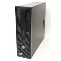 ◆基本スペック◆ メーカー:HP 製品名:ProDesk 600 G1 SFF CPU:Core i...