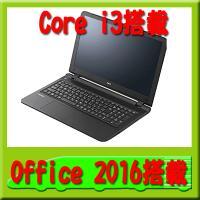 OS Windows10 Pro 64Bit  CPU インテル Core i3-6006U 2.0...