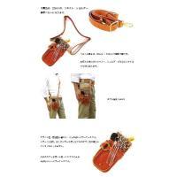 シザーケース 美容師 7丁 革 レザー 日本製 手作り ドット スタッズ AGILITY Pro アジリティ プロ LOHAS2
