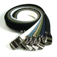GIベルト無地32mm、ロングサイズです。150cm〜200cmの間で全長をご指定できます。黒,紺,...