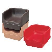 子供椅子 業務用子供椅子 キッズチェア スタッキング可 キャンブロ ブースターシート(幼児用補助イス) 酒井