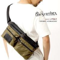 ■商品名 DESERTIKA/デザルティカ ACIDBLACKOUT-I ボディバッグ/ウエストバッ...