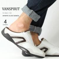 ■商品名 VANSPIRIT/ヴァンスピリット スポーツ クロッグサンダル  オフィスサンダルやちょ...