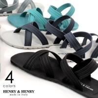 ■商品名 【イタリア製】HENRY&HENRY/ヘンリー&ヘンリー SURF サーフサンダル【メンズ...