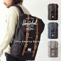 ■商品名 Herschel/ハーシェル リトルアメリカ バックパック/10014  ビンテージアイテ...