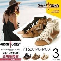 ミネトンカ社公認正規販売店   ■商品名 MINNETONKA/ミネトンカ 71600 MONACO...