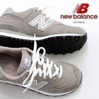 ■商品名 NewBalance/ニューバランス M574 GS ワイズD メンズ スニーカー  当店...
