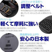 メンズ 日本製 コンフォートサンダル ベルト 紳士 pansy パンジー 9002