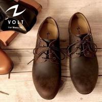 ■商品名 VOLT/ヴォルト Soft Cow Leather Side Zip Oxford/ソフ...