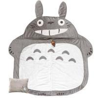 1〜2日以内に発送予定(店舗休業日を除く)  おおきなトトロの形をした可愛らしい寝袋です。 おなかの...