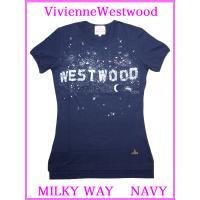 【ブランド】Vivienne Westwood ヴィヴィアンウエストウッド【商品名】ラインストーン付...