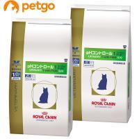 【最大1800円OFFクーポン】【2袋セット】ロイヤルカナン 食事療法食 猫用 pHコントロール1 フィッシュテイスト ドライ 4kg