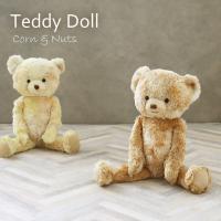おしゃれを楽しむ「着せ替えテディベア」 テディドールは、誰からも愛されるテディべアをベースに 人形の...