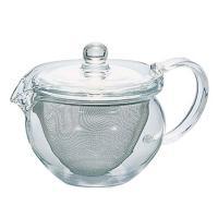 """小さいけれど、しっかり""""お茶""""するティーポットです。 お茶の色合いが目で愉しめます。 日本茶、中国茶..."""