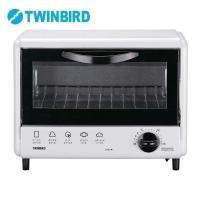 シンプル&コンパクトなオーブントースターです。 開閉式くず受けでお手入れ簡単☆ 安心のサーモスタット...