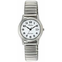 シンプルでスタンダードな腕時計♪ 日常生活用防水・日付つき。 ●パッケージサイズ(cm) 幅約2.7...