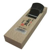 樫台を使用し、鋼付けされた刃で切れ味を確認できます。 ●商品サイズ 台寸法:約58×210mm 有効...