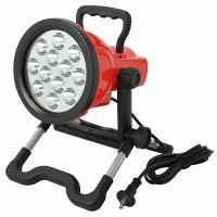 省電力なのに高光度LED投光器 ●LEDだから、省エネ・長寿命。 ●便利な、ON/OFFスイッチ付。...