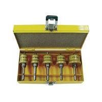 ●インパクト用のハイスホールソーです。 ●薄鉄板(1.6mm)、アルミ板(1.6mm)、FRP板、合...