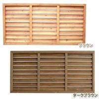 目隠しや日除け・風除けに使えるアイリスオーヤマ製の木製ラティスです。小さめの出窓の目隠しやブロック塀...