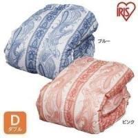 吸湿発熱・蓄熱保温する綿を使った3層構造の掛け布団です。  【吸湿発熱綿「サンバーナー」で早く暖め】...