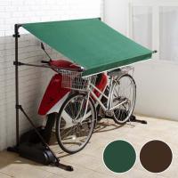 お好きな高さに調節できる、組立簡単な自転車・バイクのガレージです。 屋根は跳ね上げ式で、使わないとき...
