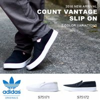adidas Originals(アディダス オリジナルス)CourtVantage SLIP ON...