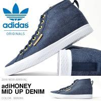 adidas Originals(アディダス オリジナルス)adiHONEY MID UP DENI...