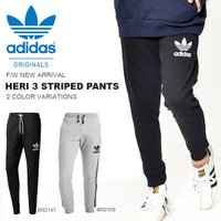 adidas ORIGINALS(アディダス オリジナルス)HERI 3 STRIPED PANTS...