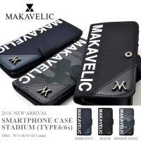 マキャベリック(MAKAVELIC) i-Phone TRUCKS i-Phone6 Case 折り...