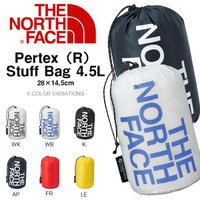 THE NORTH FACE (ノースフェイス) Pertex(R) Stuff Bag 4.5L(...