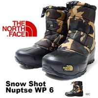 THE NORTH FACE(ノースフェイス)Snow Shot Nuptse WP 6(スノー シ...