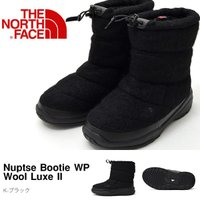 THE NORTH FACE (ノースフェイス) Nuptse Bootie WP Wool Lux...
