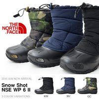 THE NORTH FACE (ノースフェイス) Snow Shot NSE WP 6 II(スノー...
