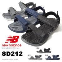 ニューバランス(new balance) SD212 となります。  【日本正規代理店品】 足裏にフ...