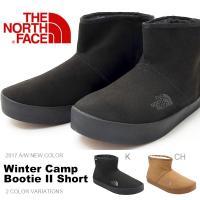 THE NORTH FACE(ザ・ノースフェイス)Winter Camp Bootie II Sho...