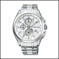 CITIZEN シチズン ATTESA アテッサ メンズ腕時計 AT8040-57A ソーラー 電波...