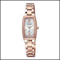 CITIZEN シチズン xC クロスシー レディース腕時計 ソーラー時計 EG2872-52A 正...