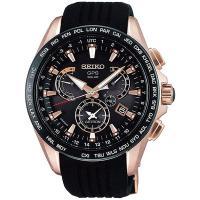 【SEIKO ASTRON SBXB055】  ●ソーラーGPS衛星電波時計 ●駆動時間:フル充電時...