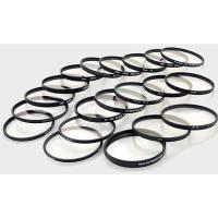 定形外 UVフィルター(フィルター径62mm〜72mm)AF対応 一眼レフ カメラ レンズ プロテクター