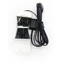 ●走行中にTV・DVDが見れるようになるコネクターキット メーカーオプション用です。 (DVDは再生...