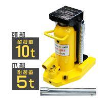 ◆3%OFFクーポン配布中◆タイヤやホイール、マフラー交換の際に必要なジャッキです。油圧式のため簡単...