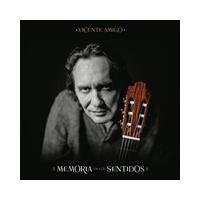 MEMORIA DE LOS SENTIDOS / VICENTE AMIGO ビセンテ・アミーゴ(輸入盤) (CD) 0889853775521-JPT|pigeon-cd