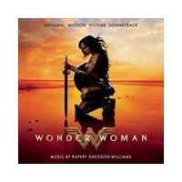 (おまけ付)WONDER WOMAN / O.S.T. サウンドトラック(輸入盤) (CD) 0889854470722-JPT|pigeon-cd