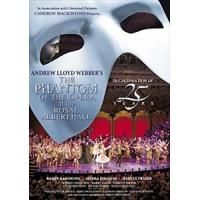 オペラ座の怪人 25周年記念公演 in ロンドン / (DVD) GNBF3084-HPM pigeon-cd