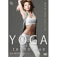 野沢和香監修 太らないYOGAテクニック / ヨガ (DVD) LPFD-8005S-LVP