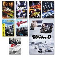 ワイルド・スピード シリーズ (DVD8枚組) pigeon-cd 02